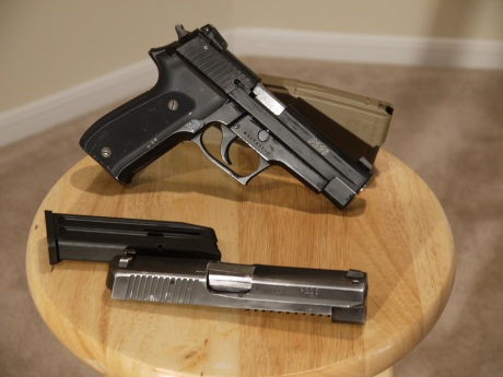 Gear Review: SIG SAUER  22lr P226 Conversion Kit - The Truth
